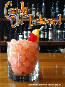 Candy Old Fashioned